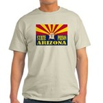 Arizona State Prison Light T-Shirt