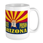 Arizona State Prison Large Mug