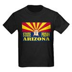 Arizona State Prison Kids Dark T-Shirt
