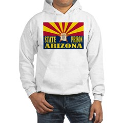 Arizona State Prison Hooded Sweatshirt