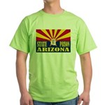 Arizona State Prison Green T-Shirt