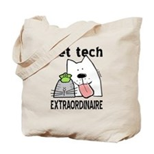 Vet Tech Extraordinaire Tote Bag