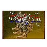 Thank You Veterans Postcards (Package of 8)