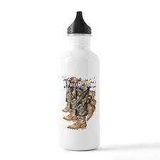 Thank You Veterans Water Bottle