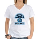 Glendale PD Gang Squad Women's V-Neck T-Shirt