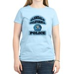Glendale PD Gang Squad Women's Light T-Shirt