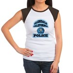 Glendale PD Gang Squad Women's Cap Sleeve T-Shirt