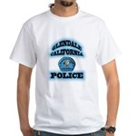Glendale PD Gang Squad White T-Shirt