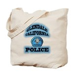 Glendale PD Gang Squad Tote Bag