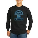 Glendale PD Gang Squad Long Sleeve Dark T-Shirt