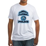 Glendale PD Gang Squad Fitted T-Shirt