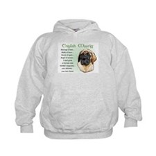 English Mastiff Hoodie