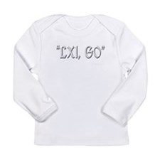 Let There Be Light Long Sleeve Infant T-Shirt