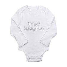 Light Cue One Go Long Sleeve Infant Bodysuit