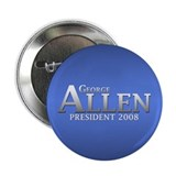"GEORGE ALLEN PRESIDENT 2008 2.25"" Button (10 pack)"
