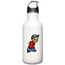 Loverboyz Little Man's Water Bottle