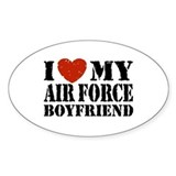 Air Force Boyfriend Decal