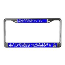 Cute Dunes License Plate Frame