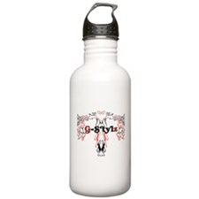 RED G! Water Bottle