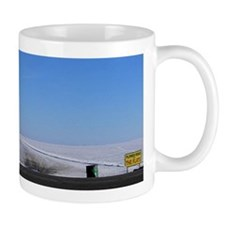 Plowed Road to the Flats Mug
