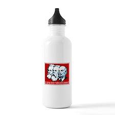 Marx, Engels, Lenin Sports Water Bottle
