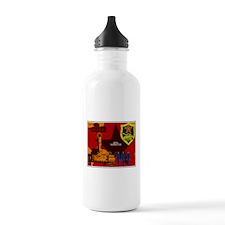Tankman Day Sports Water Bottle