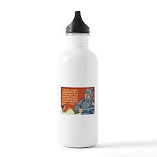 Communist Sports Water Bottle