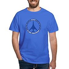 B-1B Peace Sign T-Shirt
