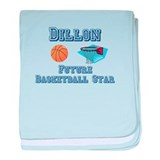 Dillon - Future Basketball St baby blanket