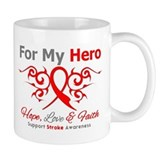 Stroke Hero Tribal Mug