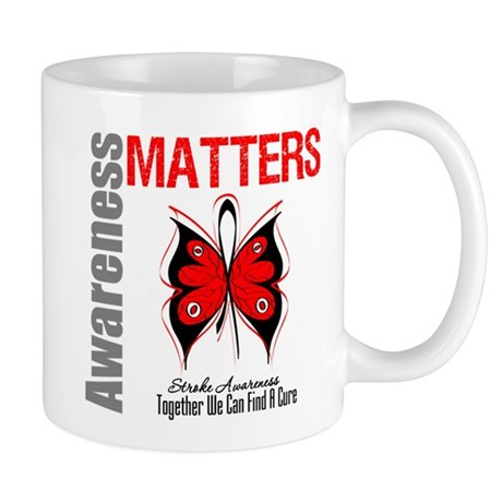 Stroke Awareness Matters Mug