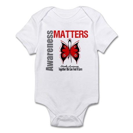 Stroke Awareness Matters Infant Bodysuit