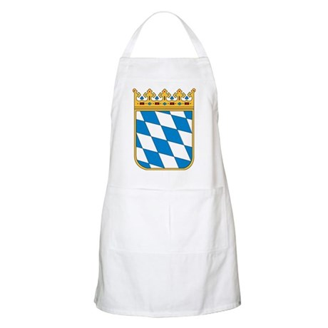 Bavaria Coat of Arms BBQ Apron