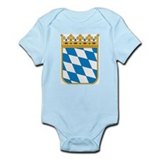 Bavaria Coat of Arms Infant Creeper