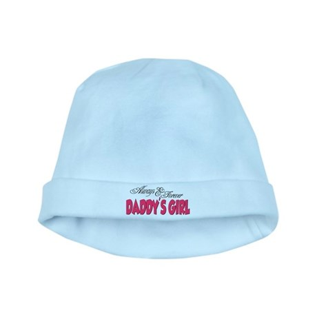 Always & Forever Daddy's Girl baby hat
