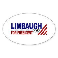 Rush Limbaugh 2012 Decal