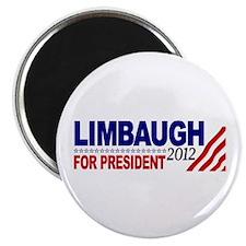 "Rush Limbaugh 2012 2.25"" Magnet (100 pack)"
