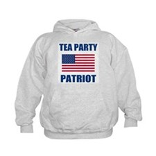tea party patriot Hoodie