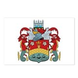 Cambridge Coat of Arms Postcards (Package of 8)