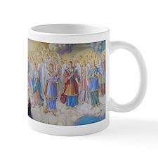 Russian Orthodox Angels Mug