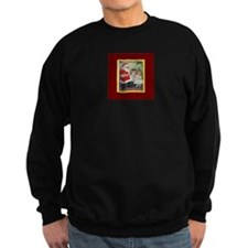 Traditional Santa With Children Sweatshirt