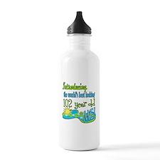 Best Looking 102nd Sports Water Bottle