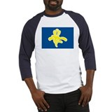 Brussels Flag Baseball Jersey