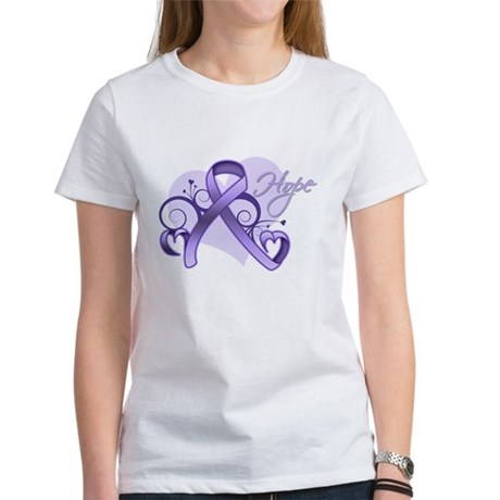 Hope Cancer Awareness Women's T-Shirt
