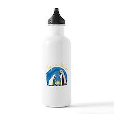 Nativity Scene Water Bottle