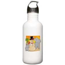 Sahara Christmas Water Bottle
