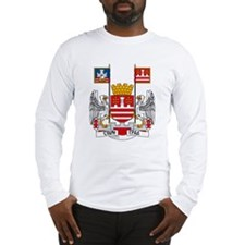 Belgrade Coat of Arms Long Sleeve T-Shirt