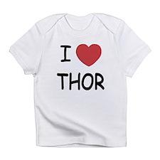 I heart Thor Infant T-Shirt