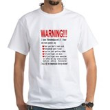Fibromyalgia WARNING! Shirt