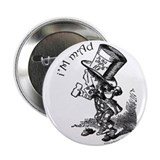 "I'm Mad - Hatter 2.25"" Button"